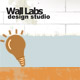 Wall Labs Grunge Style Design template