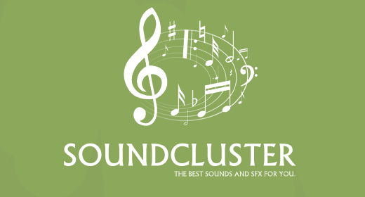 SoundCluster - Sounds FX and Logo Intro