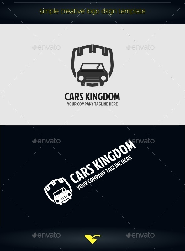 GraphicRiver Car Logo 10833070