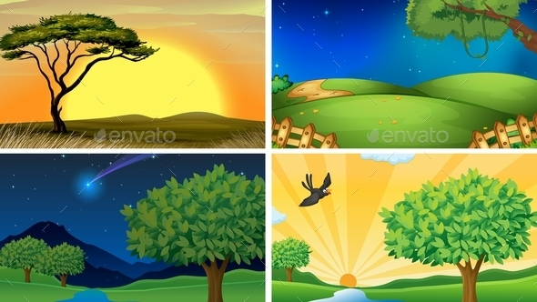 GraphicRiver Fields 10833149