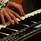 Musician Play Piano Synthesizer - VideoHive Item for Sale