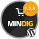 Mindig: a Flat & Multipurpose Ecommerce Theme - ThemeForest Item for Sale