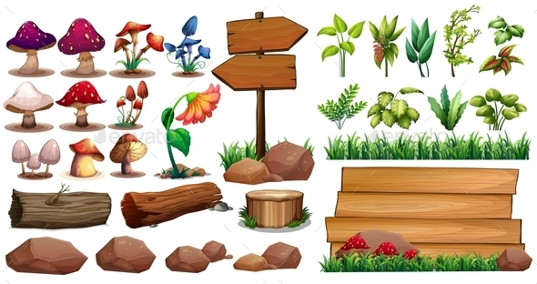 GraphicRiver Gardening 10833703