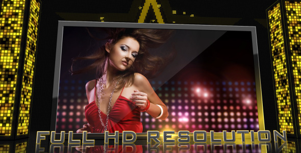 After Effects Project - VideoHive Night Club Party 1087366