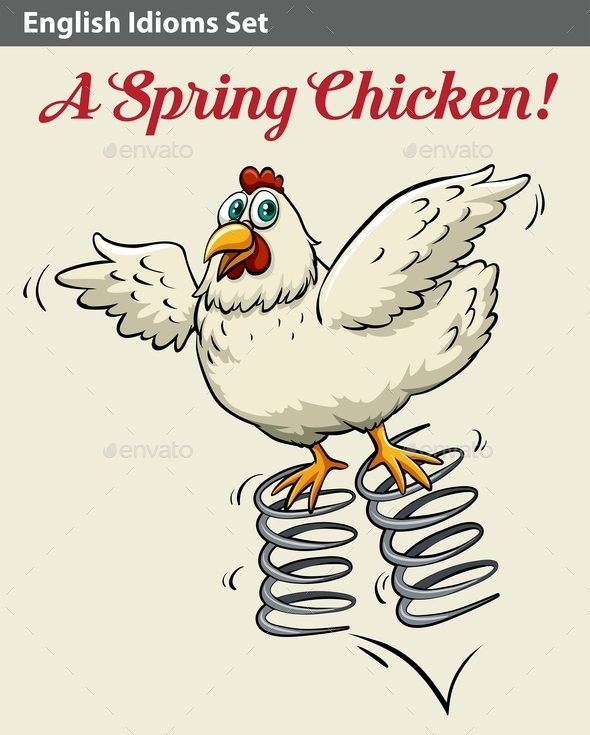 GraphicRiver Spring Chicken 10833968