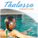 Thalasso and Spa Center Rollup Banner 41 - GraphicRiver Item for Sale