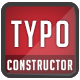 Typography Constructor  - VideoHive Item for Sale