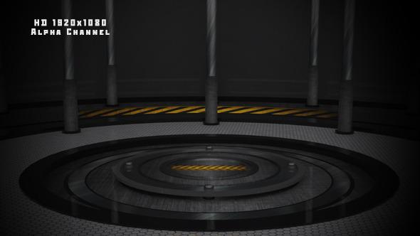 VideoHive Robotic Door Opener 10834108
