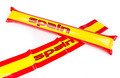 Fans Thundersticks - Spain Football Isolated - PhotoDune Item for Sale