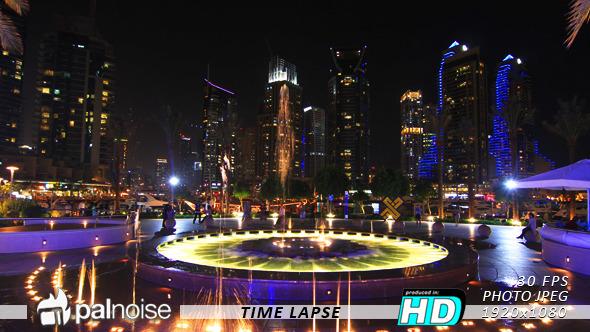Dubai Marina Lake