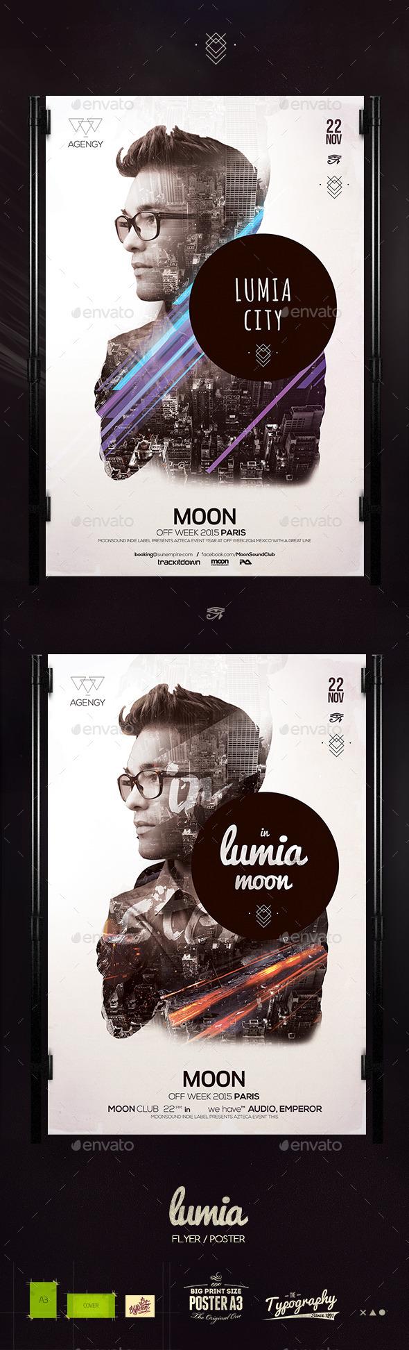 GraphicRiver Lumia Poster 10834428