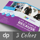 Tradex Business Bi-Fold - GraphicRiver Item for Sale