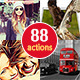 88 PS Actions Set - GraphicRiver Item for Sale