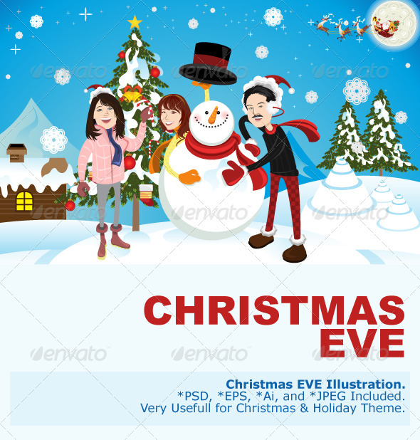 Christmas Eve - Christmas Seasons/Holidays