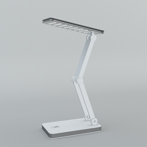 led desk Lamp - 3DOcean Item for Sale