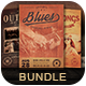 Retro Music Bundle Vol 08 - GraphicRiver Item for Sale