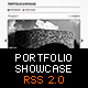 Portfolio Showcase - RSS 2.0 - ActiveDen Item for Sale