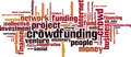 Crowdfunding Word Cloud Concept - PhotoDune Item for Sale