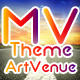 Artvenue Theme - Metro Vibes - CodeCanyon Item for Sale