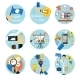 Icons Set for Business - GraphicRiver Item for Sale