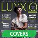 Luxxio Fashion Magazine Cover - GraphicRiver Item for Sale