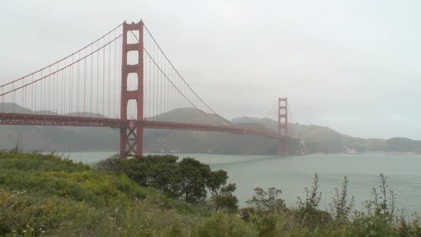 VideoHive Misty Golden Gate Bridge 1 Of 12 10844516