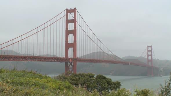 VideoHive Misty Golden Gate Bridge 3 Of 12 10844539