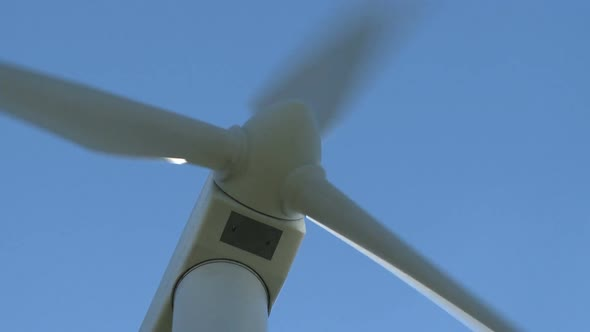 Wind Turbine Zoom Out