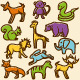 Animals Set  - GraphicRiver Item for Sale