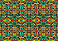 Colorful Tribal Geometric Seamless Pattern - PhotoDune Item for Sale