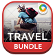 Travel Banners Bundle - 6 Sets - 126 banners - GraphicRiver Item for Sale