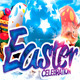 Easter Celebration - GraphicRiver Item for Sale
