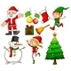 Christmas Templates - GraphicRiver Item for Sale