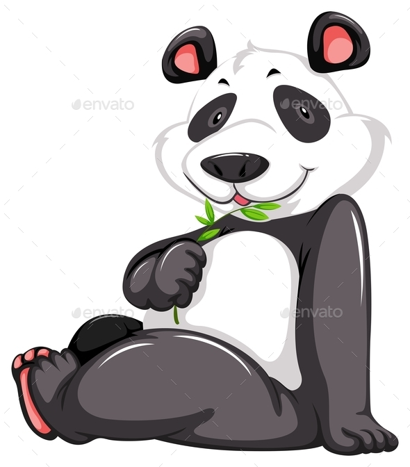 GraphicRiver Panda Bear 10848929