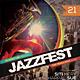 Jazz Event Flyer / Poster Vol.3 - GraphicRiver Item for Sale