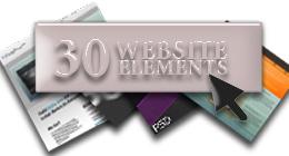 Favorite Website Elements