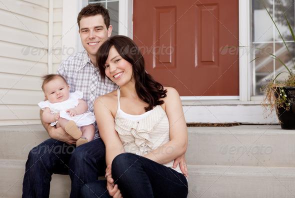 PhotoDune New Parents 1088657