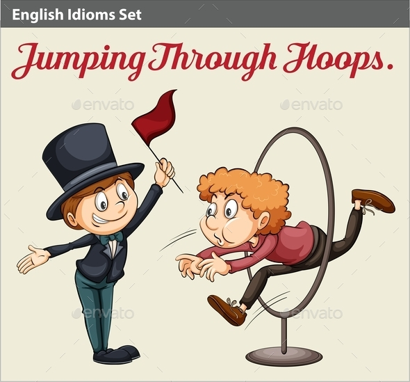 GraphicRiver Jumping Through Hoops 10849499