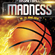 Basketball Madness Flyer - GraphicRiver Item for Sale
