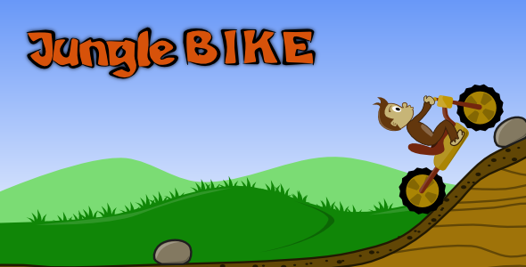 CodeCanyon Jungle Bike 10852172
