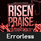 Risen Praise Concert Flyer - GraphicRiver Item for Sale