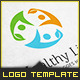 Healthy Life - Logo Template - GraphicRiver Item for Sale