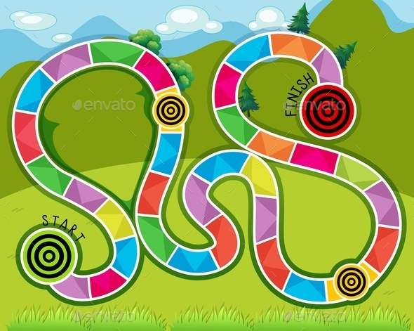 GraphicRiver Maze Game 10853348