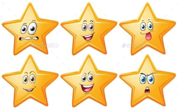 GraphicRiver Stars 10853585