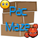 PacMaze - An Universal game for iOS (iPad/iPhone)