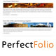 PerfectFolio - SEO Friendly XML Portfolio - ActiveDen Item for Sale