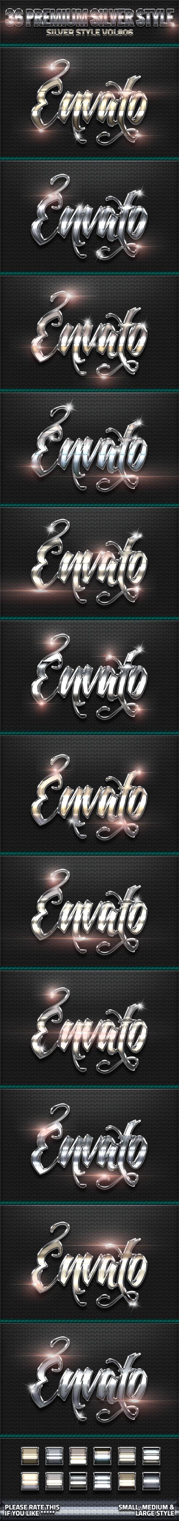 GraphicRiver 36 Silver Style V06 10855070