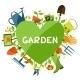 Garden Design  - GraphicRiver Item for Sale