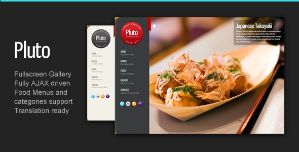 Pluto Fullscreen Cafe and Restaurant - Restaurants & Cafes Entertainment