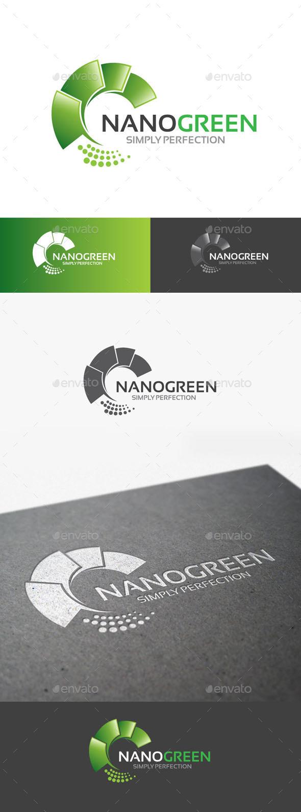 GraphicRiver Nanogreen 10856486